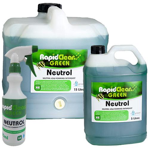 Low Foaming Floor Cleaner - Neutrol